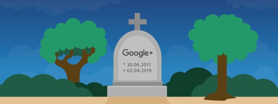 Abschied von Google+